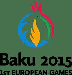 Baku 2015 1st European Games Logo