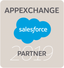 Salesforce AppExchange patner since 2019