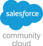 SalesforcCommunity Cloud Logo
